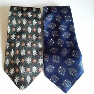 Ferrell Reed and Gap Neckties